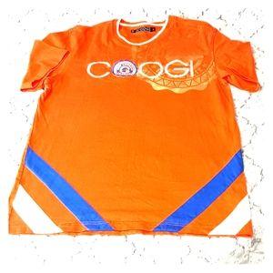 Coogi Australia Kangaroo Tee Shirt Sz L